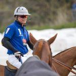 Torsten Geithner zu Pferd