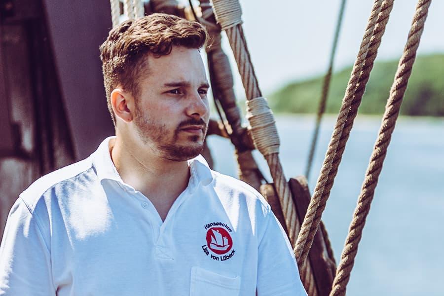Alex, Enkel des Kapitäns