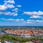 Drohnen Stadtfotografie