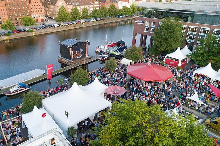 Das Duckstein-Festival in Lübeck