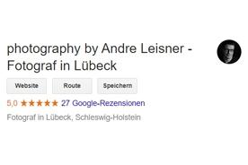 Google Bewertung als Fotograf