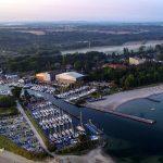 Seglerhafen in Niendorf