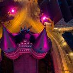 Pinkes Holstentor von oben