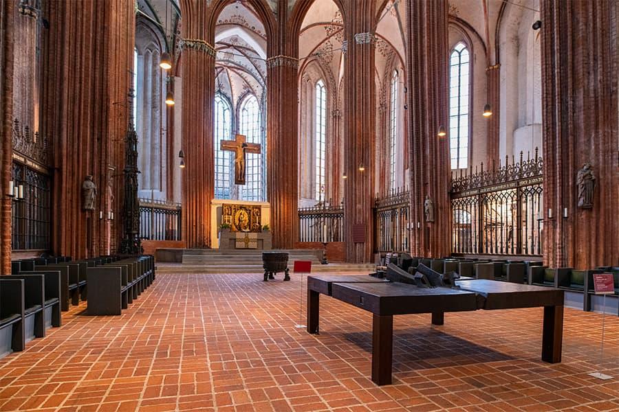 Kirchenführungen in der Marienkirche