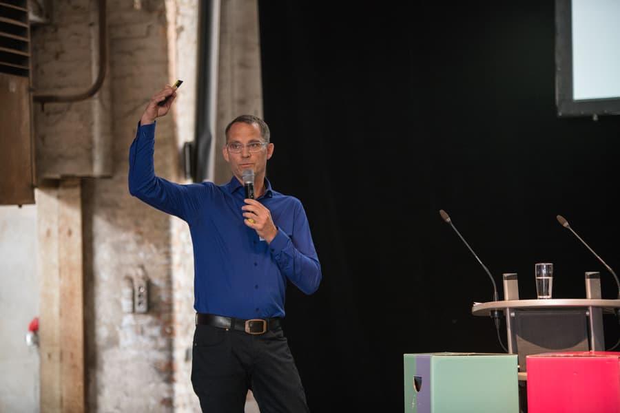 Professor Carl Zillich