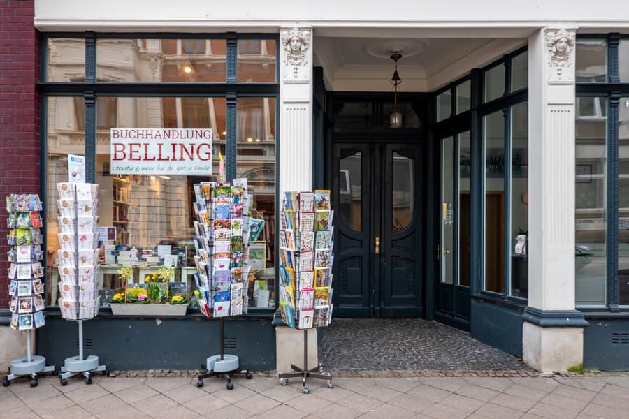Buchhandlung Belling