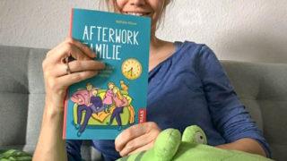Lesung mit Nathalie Klüver