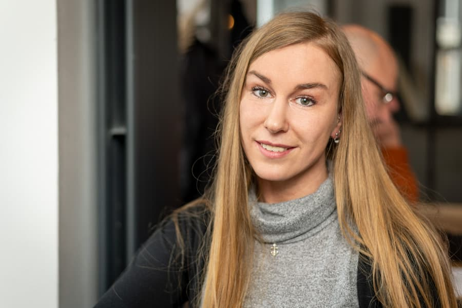 Daniela Krüger von Young Tan
