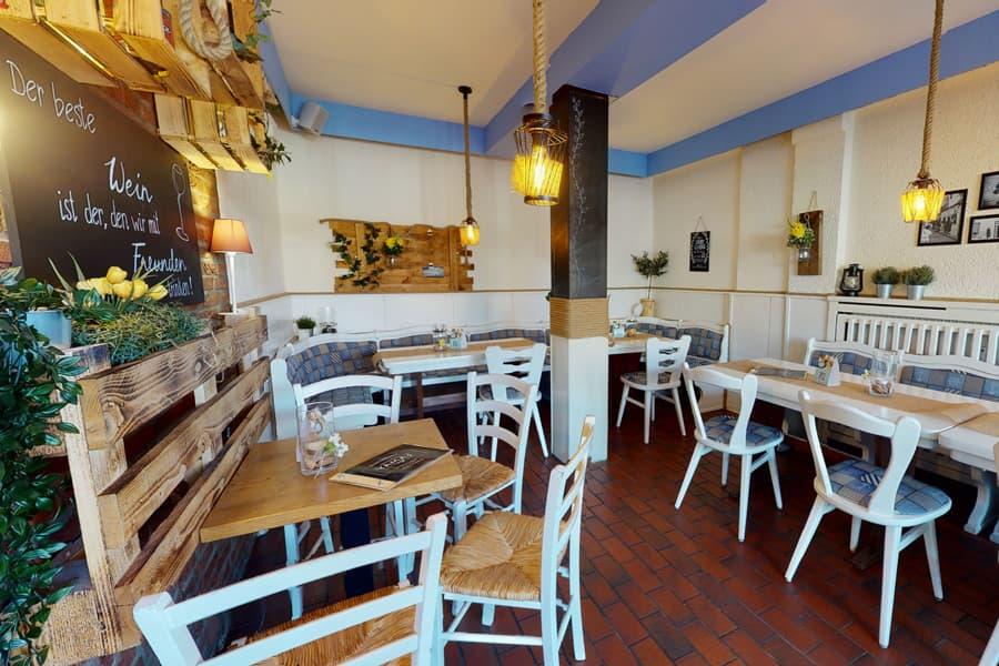 Griechisches Restaurant YAMAS