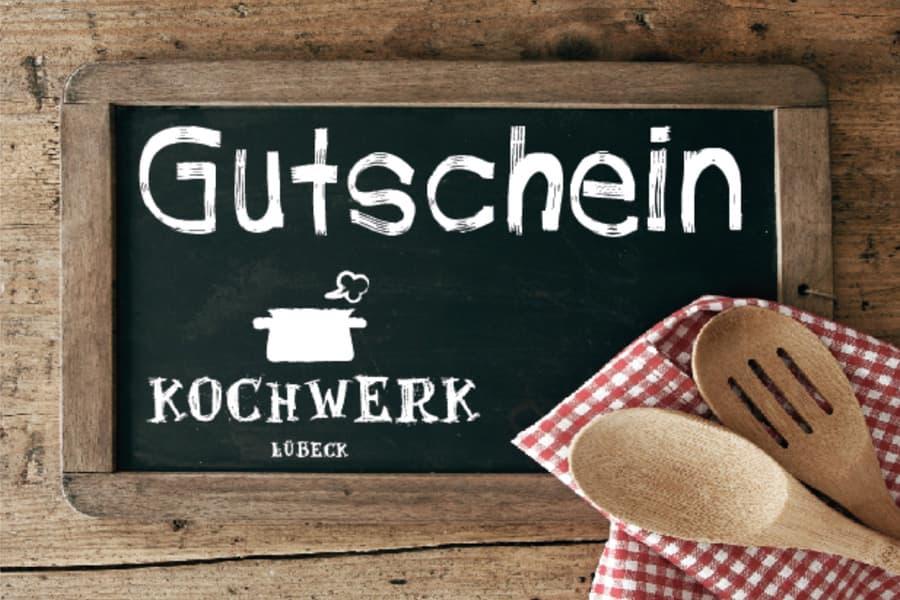 Gutschein KOCHWERK-Lübeck