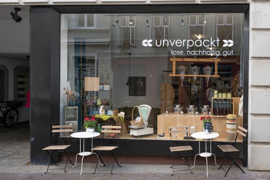 Unverpackt Lübeck - Lebensmittel kaufen